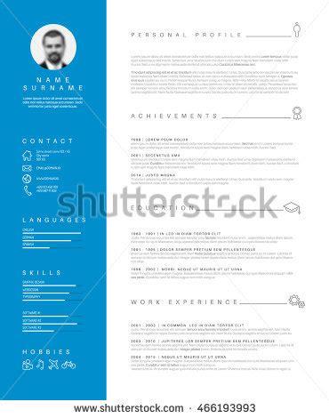 Resume of enterprise architect